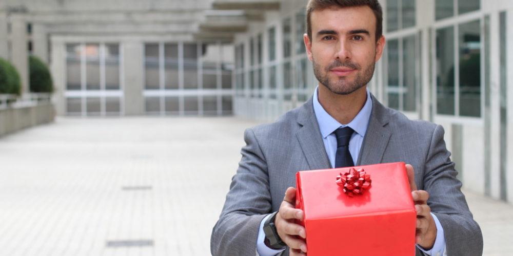 cadeau charges sociales