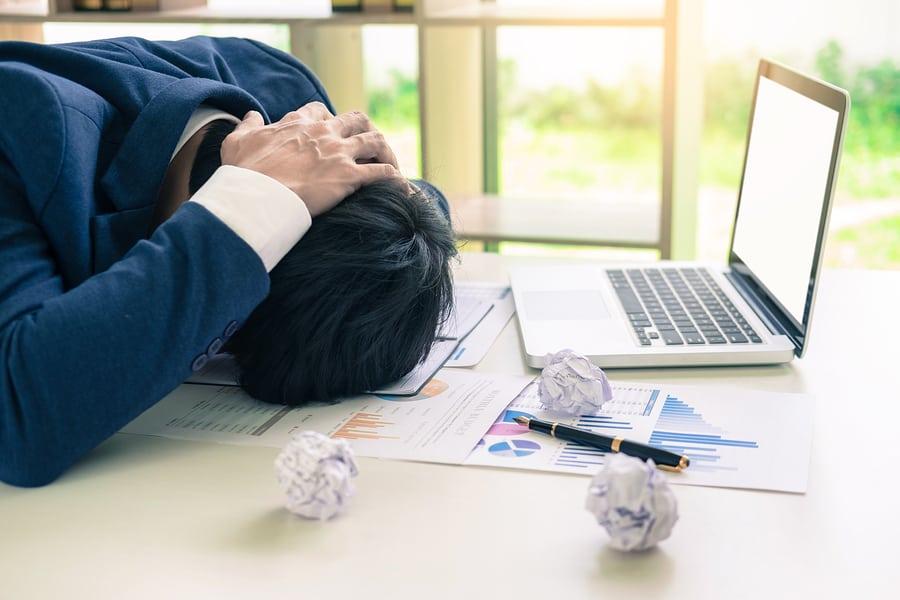 dépression nerveuse au travail