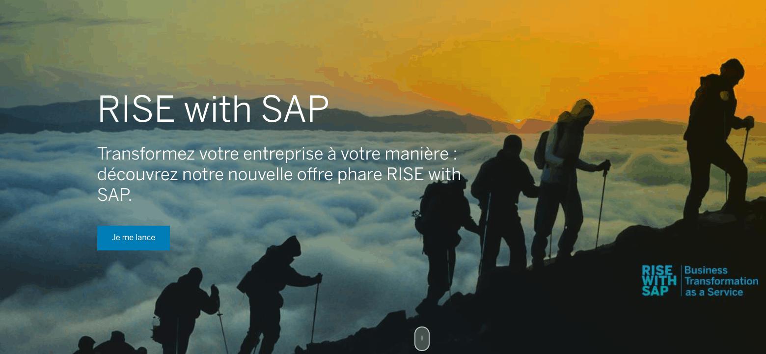 Listes d'outils de business intelligence : SAP