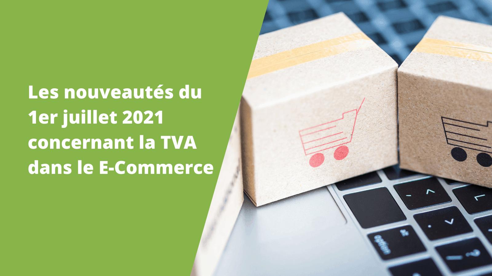 la TVA dans le E-Commerce